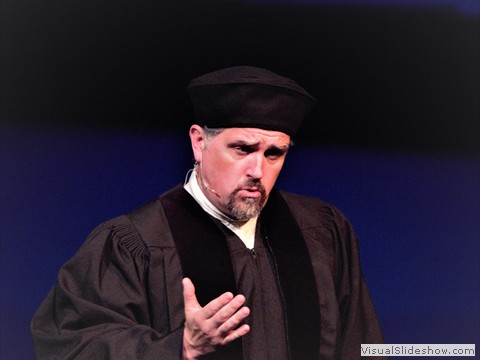 Darret Hart as Professor Andreas Carlstadt